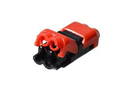 Соединительный Cable connector 2pin (2 jack)