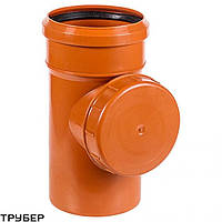 Ревизия 110 для наружной канализации Инсталпласт