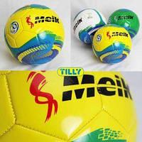 Мяч футбольный BT-FB-0173 TPU 390г 4цв.ш.к./50/
