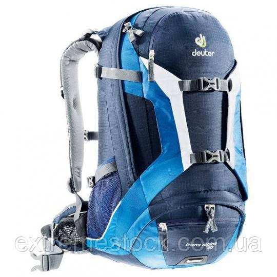 Велосипедный рюкзак Deuter Trans Alpine 30 л, midnight ocean