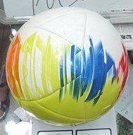 Мяч футбольный BT-FB-0137 PVC 320г ш.к./60/