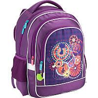 Школьный ортопедический рюкзак kite k18-509s catsline для младшей школы