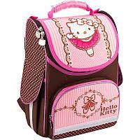Школьный каркасный рюкзак kite hk18-501s-1 hello kitty Хеллоу Китти