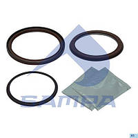 Комплект сальников, уплотнений ступицы (задний мост) Volvo FH12 / FH16 1993-2006,FM10 / FM12 1998-2005,NH12 / BR,FL10 (3095043   030.607)