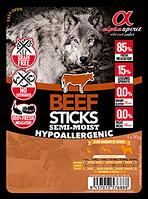 Alpha Spirit Sticks Лакомство для собак с говядиной, 4 шт