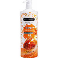 Шампунь для волос Buble Honey Hair Shampoo MORFOSE