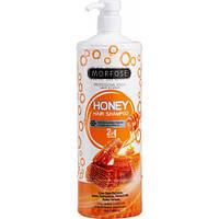 Шампунь для волос Buble Honey Hair Shampoo MORFOSE
