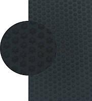 Резина подметочная ЗВЕЗДА (Украина), р. 500*500*3 мм, цв. чёрный