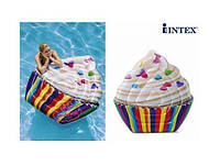 Надувной матрас для детей и взрослых Кекс Intex - 58770