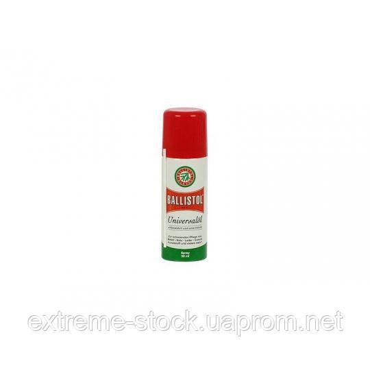 Смазка Ballistol Iniversal, 50 ml, спрей