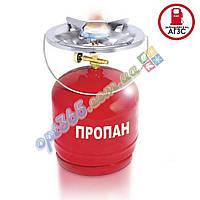 Примус с газовым баллоном Intertool GS-0005, 5 литров
