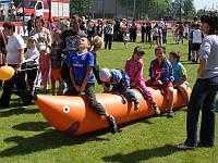 Аттракцион торпеды, сосиски прыгуны., фото 1
