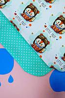 Подушка для беременных и кормящих мам Рогалик Лисенок