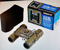 Бинокль. Тasco 10x25. Оптика стекло BK-7.+.