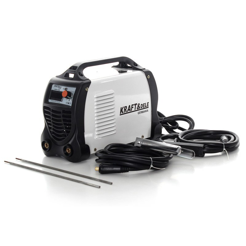 Инверторный сварочный аппарат MMA 250A 230V KD844 LCD