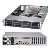 Корпус для сервера Supermicro CSE-826BE1C-R920LP