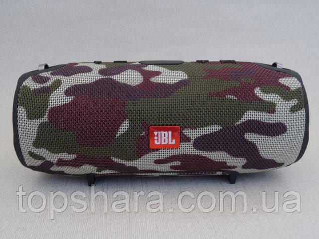 Колонка портативная Bluetooth JBL XTREME mini камуфляжная
