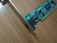 LAN сетевая карта TP-LINK TF-3239D PCI скорость 10/100 Мбит/с Б/У