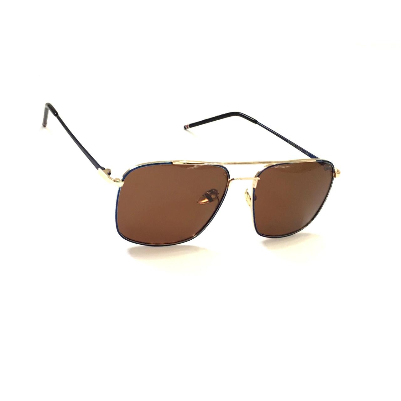 Чоловічі сонцезахисні окуляри з полароїдної лінзою DT 327