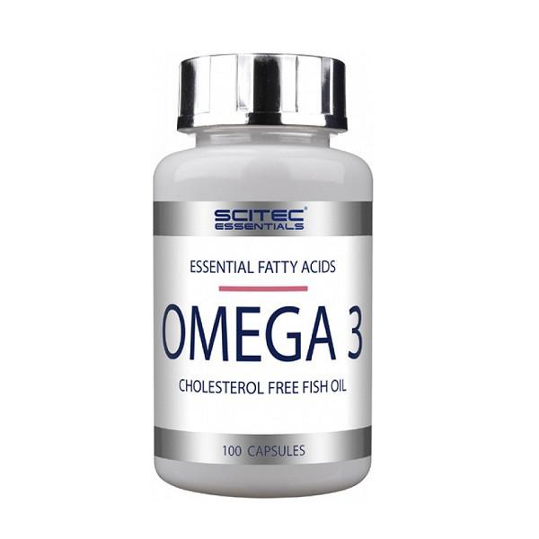 Витамины омега 3 Scitec Nutrition Omega-3 (100 капсул.)