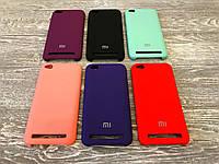 Чехол Soft touch для Xiaomi Redmi 5a (6 цветов)