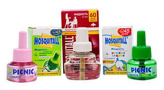 Жидкость для фумигатора против летающих насекомых