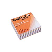 Блок бумаги для записей цветной проклеенный D8014