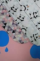 Подушка для беременных и кормящих мам Удав Танцующие Панды