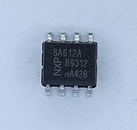 МикросхемаSA612A; (SO-8)