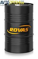 Напівсинтетичне дизельне масло Rovas Truck 10W-40  208л, фото 1
