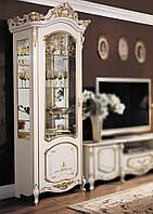 Шкаф-витрина  однодверный Элиза-5 СлонимМебель