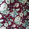 Мебельная ткань Гобелен Бельгия Оригинал ширина 150 см сублимация 2028-бордо