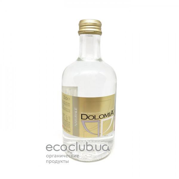 Вода минеральная не газированная Dolomia Naturale 0,33мл