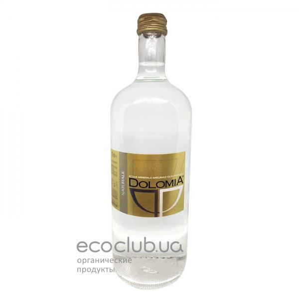 Вода минеральная не газированная Dolomia Naturale 0,75мл