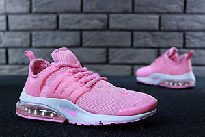 Женские розовые кроссовки Nike Air Presto