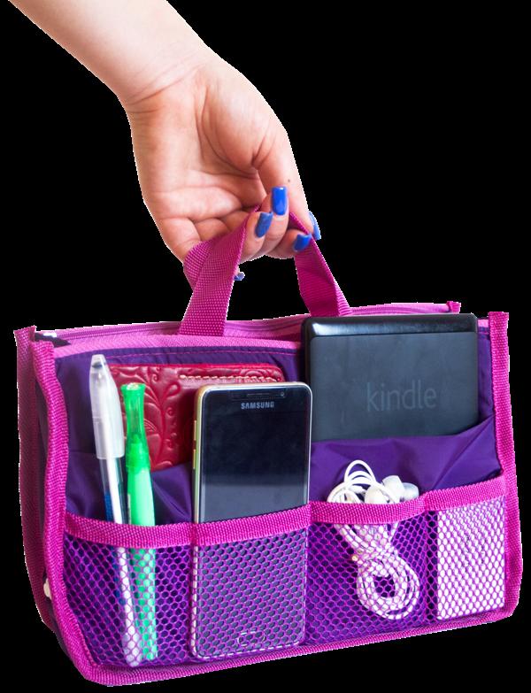 Органайзер для сумки ORGANIZE B003 фиолетовый