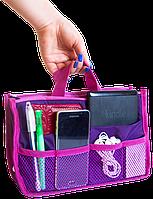 Органайзер для сумки ORGANIZE B003 фиолетовый, фото 1