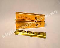 Шпанская Мушка GOLD FLY, 3 стика, Оригинал Женская Виагра  100% ORIGINAL