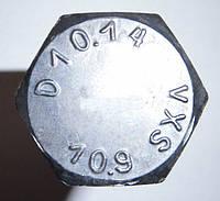 Болт М16 ГОСТ Р 52644-2006 с увеличенной под ключ головкой, фото 1
