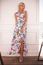 Платье летнее легкое 3 расцветки, фото 3
