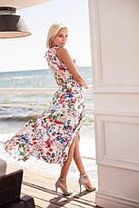Платье летнее легкое 3 расцветки, фото 2