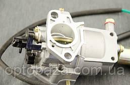 Карбюратор с электроклапаном для генераторов 5 кВт - 6 кВт., фото 3