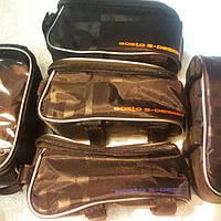 Бардачек сумка на раму под телефон, фото 1