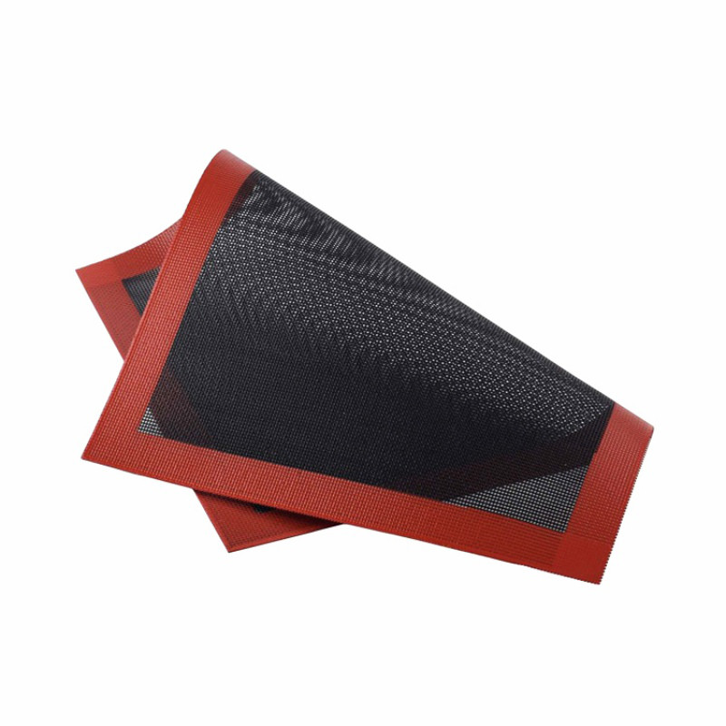 Силиконовый коврик перфорированный ,дышащий 30x40 см (код 06359)