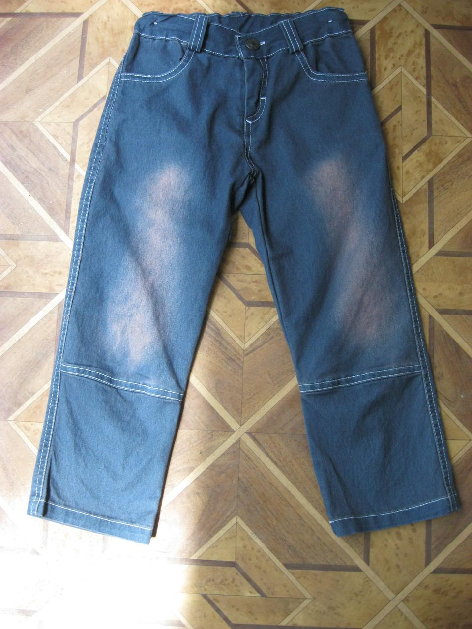 Детские джинсы для мальчиков 4-5 лет Турция