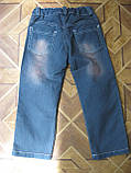 Детские джинсы для мальчиков 4-5 лет Турция, фото 2