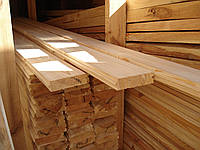 Дошка для підлоги 35 мм. Сосна