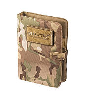 Блокнот 13,5x20,5см MilTec Multicam 15984049, фото 1