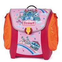 Ранец ортопедический Scout без наполнения, 49000183300