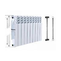 Биметаллический радиатор Heat Line M-500ES 500х80, фото 1